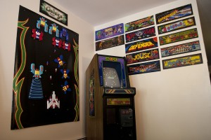 how to convert a basement into a game room(1)