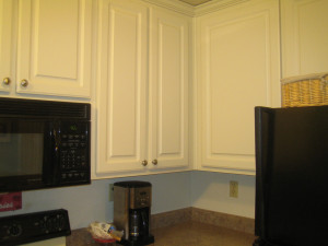 take out kitchen cabinets