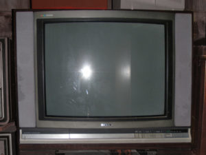 old television disposal
