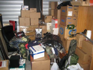 storage unit cleanout clarksburg