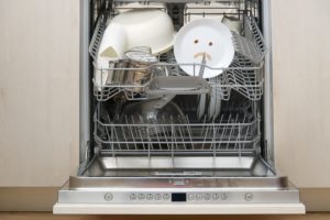 dishwasher failure signs