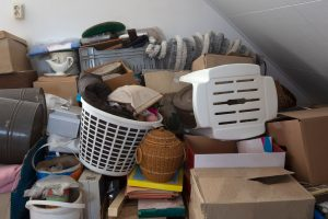 household junk reduction
